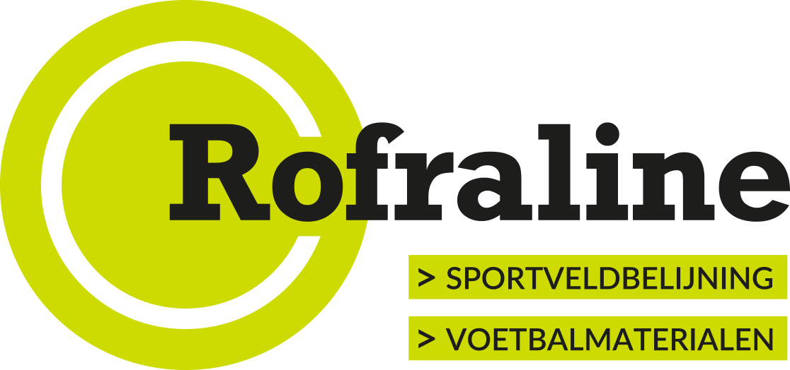 Rofraline-met-tekst-sportveldbelijning-en-voetbalmaterialen